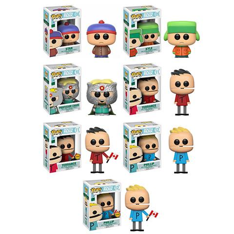 South Park - Wave 2 Collection - PREORDER - Chance of a Chase! Pop! Vinyl, Funko - Collekt.co.uk