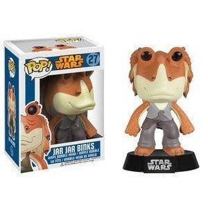 Star Wars - Jar Jar Binks (27) Pop! Vinyl, Funko - Collekt.co.uk
