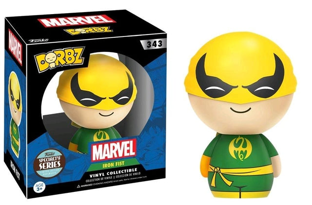 Marvel - Iron Fist (343)