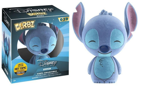 Disney - Stitch - Flocked (039)