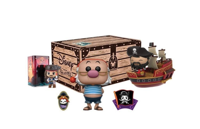 Disney - Disney Treasure - Pirates Cove Full Box