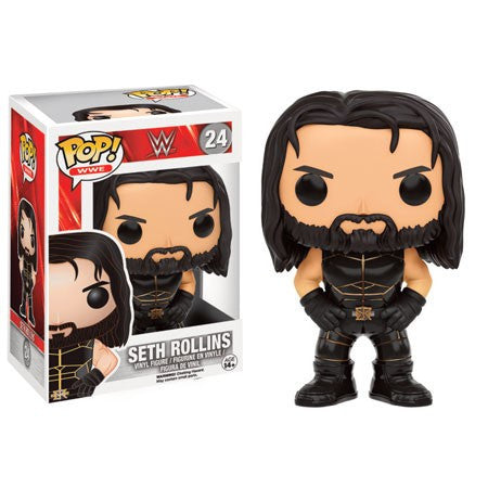 WWE - Seth Rollins (23) Pop! Vinyl, Funko - Collekt.co.uk
