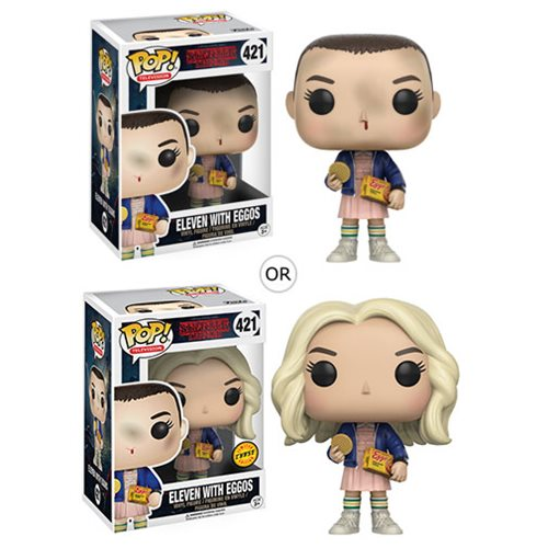 Stranger Things - Eleven with Eggos (421) - Collekt