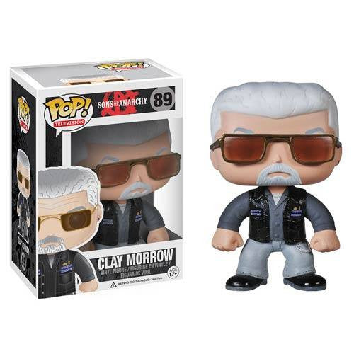 Sons of Anarchy - Clay Morrow (89) Pop! Vinyl, Funko - Collekt.co.uk