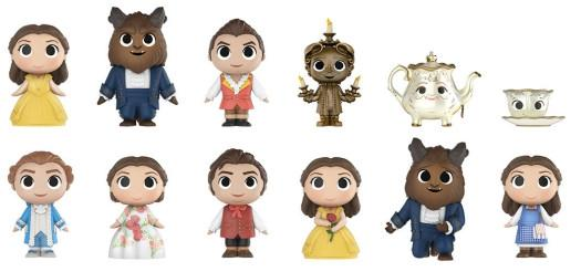 Beauty and the Beast - Character Select - Open Box