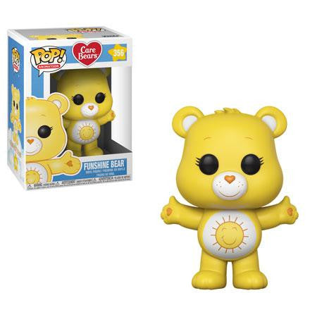 Care Bears - Funshine Bear (356)