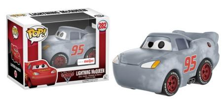Cars - Lightning McQueen - Flocked (282) Pop! Vinyl, Funko - Collekt.co.uk