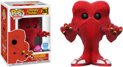 Looney Tunes - Gossamer - Flocked (263)
