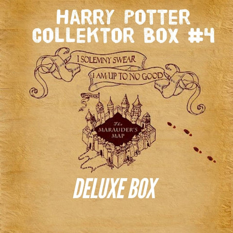 Mystery Box - Harry Potter Collektor Box - Deluxe Box - PREORDER - Collekt.co.uk - Funko Pop Vinyl - UK Stock!!
