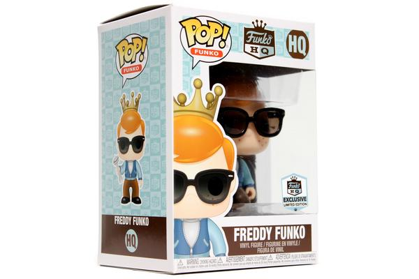Funko HQ - Freddy Funko - Space Needle (HQ)