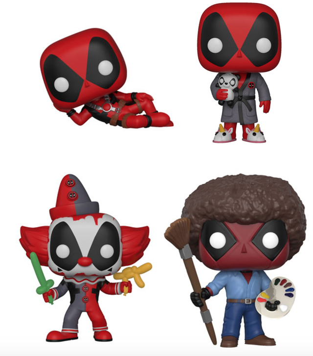 Marvel - Deadpool - Deadpool Parody Collection
