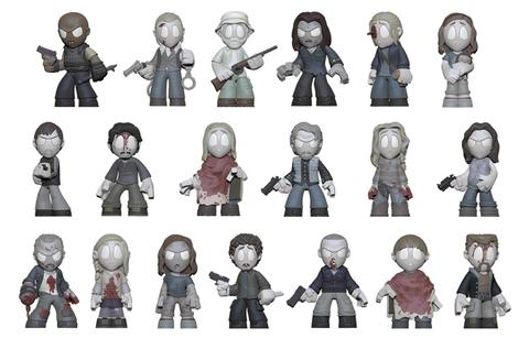 Walking Dead - In Memoriam - Open Box - Character Select