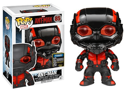Ant-Man - Blackout - SCE (85) - Collekt - Funko Pop