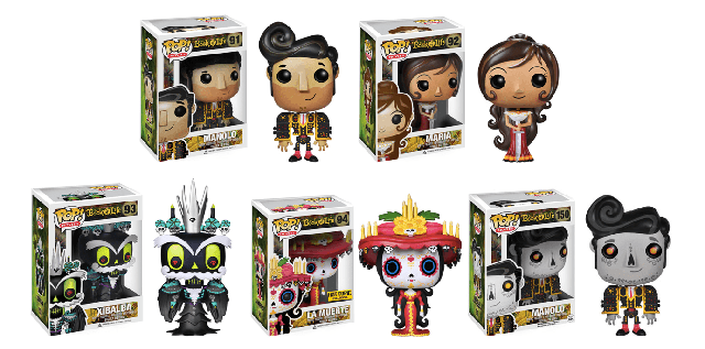 Book of Life - Collection (91-94/150) Pop! Vinyl, Funko - Collekt.co.uk