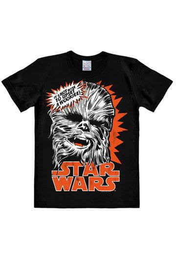 Star Wars T-Shirt Chewbacca - Collekt.co.uk - Funko Pop Vinyl - UK Stock!!