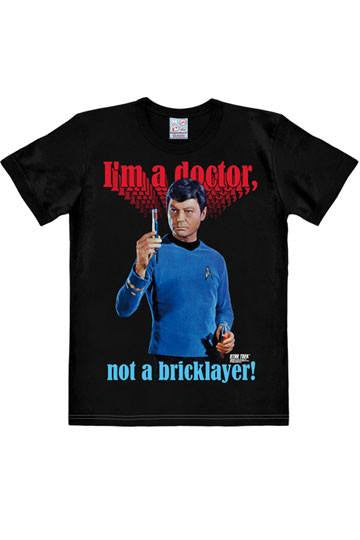 Star Trek T-Shirt I'm A Doctor Shirts, Collekt - Collekt.co.uk