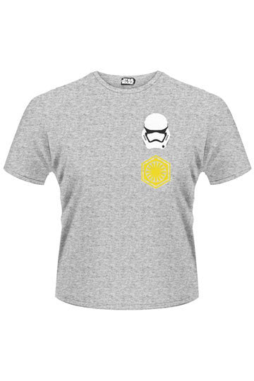 Star Wars - T-Shirt Stormtrooper Logo Shirts, Collekt - Collekt.co.uk