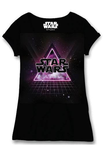 Star Wars Ladies T-Shirt Dance Floor Shirts, Collekt - Collekt.co.uk