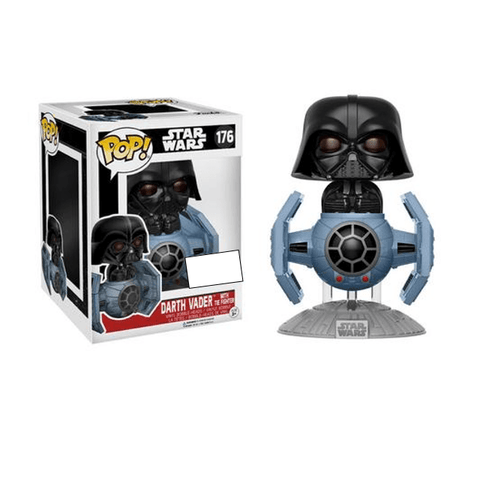 Star Wars - Darth with Tie Fighter (176) - PREORDER