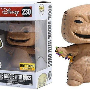 Disney - Oogie Boogie with Bugs (230)