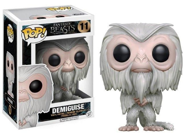 Fantastic Beasts - Demiguise (11) - Collekt