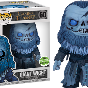 Game of Thrones - Giant Wight - ECCC (60) - Condition 7/10