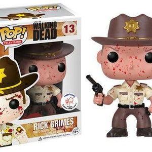 Walking Dead - Rick Grimes - Bloody (13)