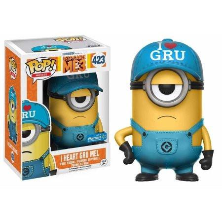 Despicable Me 3 - I Heart Gru Mel (435)