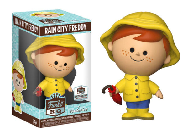 Funko - Rainy City Freddy Funko (HQ) - Collekt