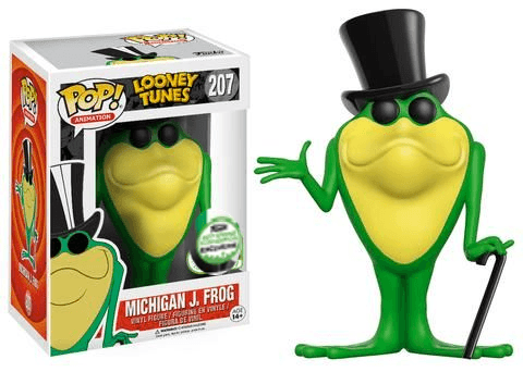 Looney Tunes - Michigan J Frog - SCE (207) Pop! Vinyl, Funko - Collekt.co.uk