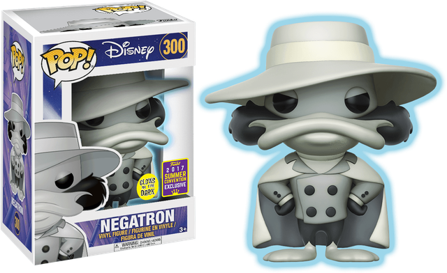 Darkwing Duck - Negatron - GITD - SEC (300)