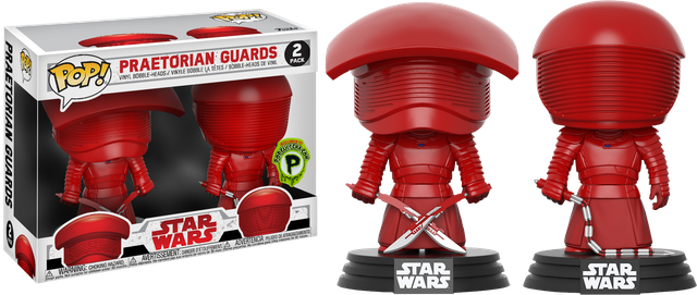 Star Wars - Praetorian Guards - 2 Pack
