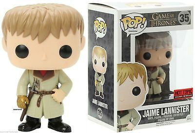 Funko Pop Television - Game of Thrones - Jaime Lannister (35) Pop! Vinyl, Funko - Collekt.co.uk