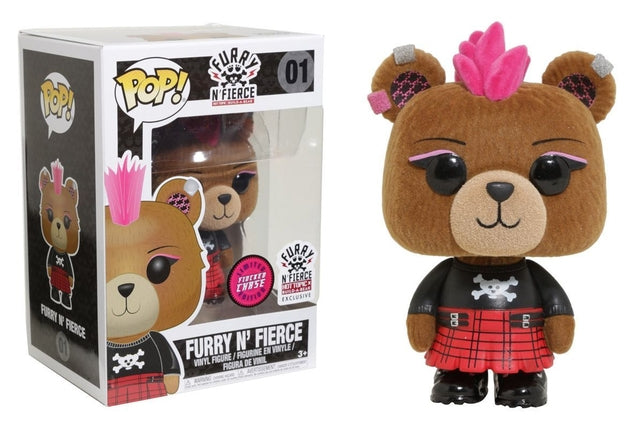 Build a Bear - Furry N Fierce - Chase (01)