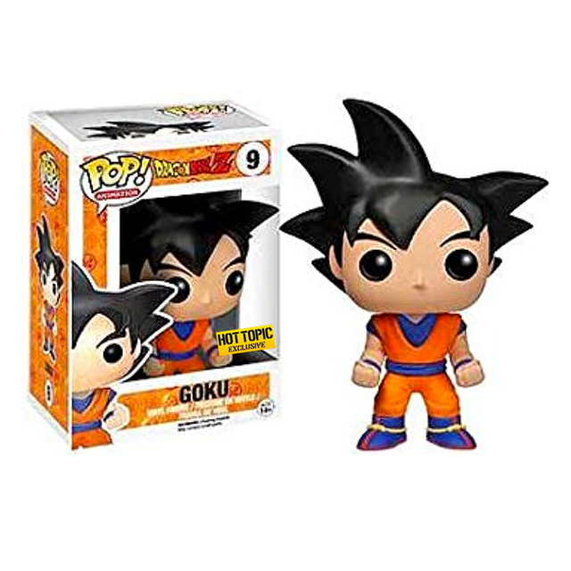 Dragon Ball Z - Goku (09)