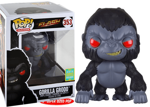 Flash - Gorilla Grodd - SCE (353) Pop! Vinyl, Funko - Collekt.co.uk