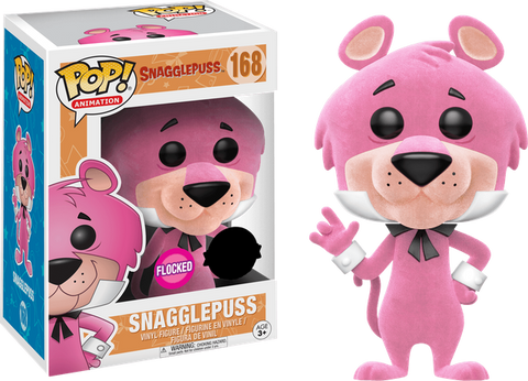 Snagglepuss - Snagglepuss - Flocked (168) - PREORDER