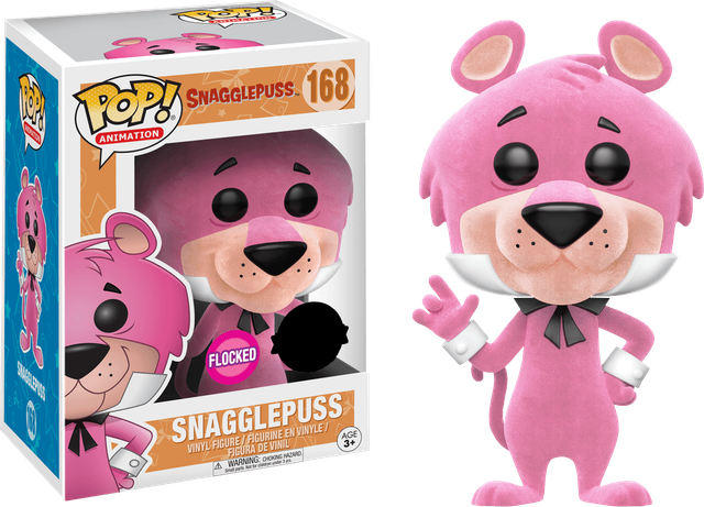 Snagglepuss - Snagglepuss - Flocked (168) - PREORDER Pop! Vinyl, Funko - Collekt.co.uk
