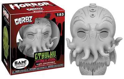 Horror - Cthulhu - Black and White (183)