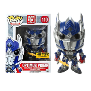 Transformers - Optimus Prime - with Sword (110)