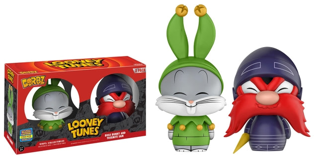 Looney Tunes - Bugs Bunny and Yosemite Sam - SDCC - 2 Pack