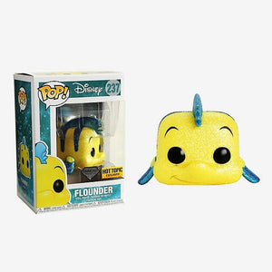 Disney - Flounder - Diamond Series - Glitter (237) - Collekt
