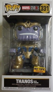 Marvel Studios - Thanos with Throne (331) - Collekt