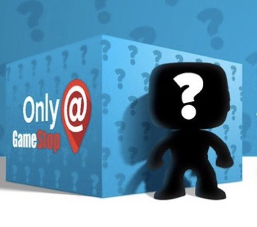 8-Bit - Game Stop Mystery Box 2017 - Collekt