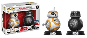 Star Wars - BB-8 & BB-9E (Two Pack)
