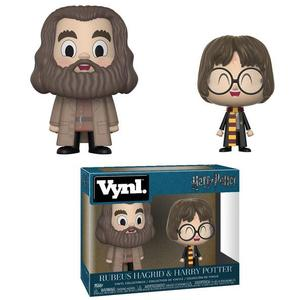 Harry Potter - Rubeus Hagrid + Harry Potter - VNYL