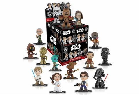Funko Mystery Minis - Star Wars - Full Case (x12) - PREORDER - Collekt