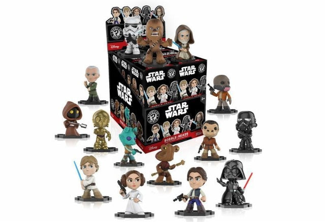 Funko Mystery Minis - Star Wars - Full Case (x12) - PREORDER