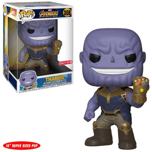 Marvel - Avengers - Infinity Wars - Thanos - 10 Inch (308) - Collekt
