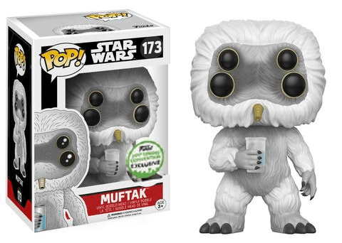 Star Wars - Muftak - SCE (173) Pop! Vinyl, Funko - Collekt.co.uk
